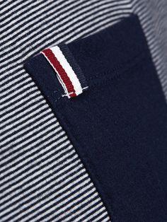 U-PESCOÇO t-shirt, Navy Blazer
