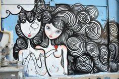Le street-art de Sonke !