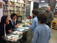 Núria Roura y Consol Rodríguez Signs, Authors, Shop Signs, Sign