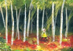 Seven Impossible Things Before Breakfast » Blog Archive » 7-Imp's 7 Kicks #455: FeaturingUp-and-Coming Illustrator, Ellen Shi