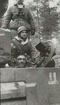 Tiger I from Das Reich