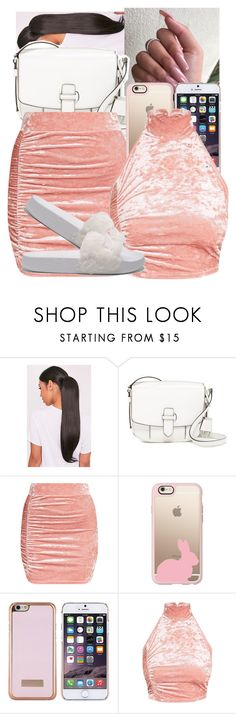 """""""❤️"""" by onfleeklover21 ❤ liked on Polyvore featuring MICHAEL Michael Kors, Casetify, Ted Baker and Puma"""