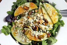 Apple Pistachio Salad with Sherry Shallot Vinaigrette | Tasty Kitchen: A Happy Recipe Community!