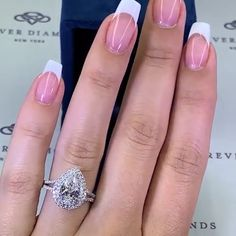 One of the most trendy designs of 2019 Jeweller: Forever Diamonds NY Dream Engagement Rings, Classic Engagement Rings, Diamond Wedding Rings, Bridal Rings, Forever Diamonds Ny, Ring Verlobung, Dream Ring, Or Rose, Beautiful Rings