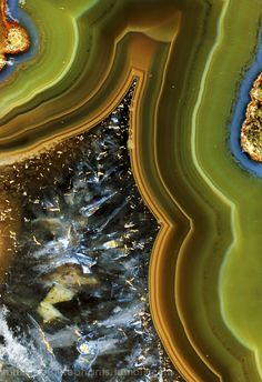 wonder of the natural earth - agate!