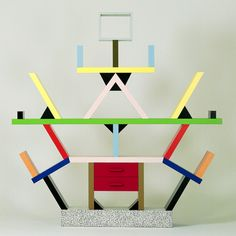 A PART CA - SOTTSASS CARLTON