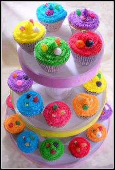Color My World ~ Cupcakes