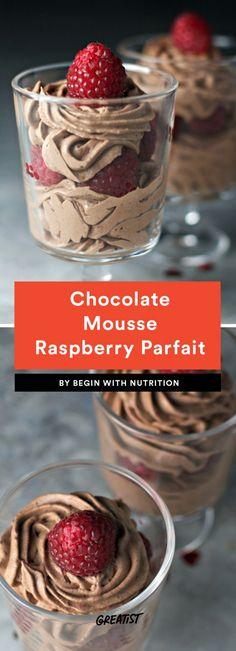 Chocolate Mousse Ras