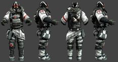 killzone 3 outfit - Google Search