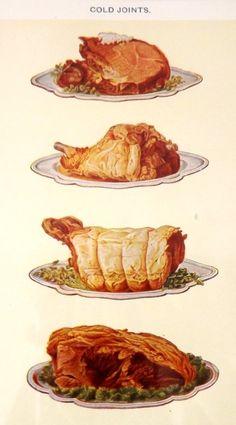Victorian Foods