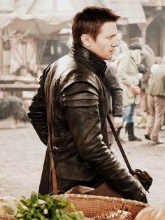 Jeremy Renner as Hansel