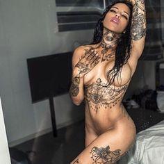 elle audra nackt