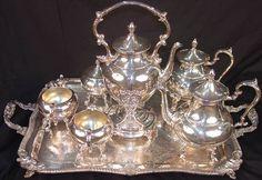 Victorian Tea Service.