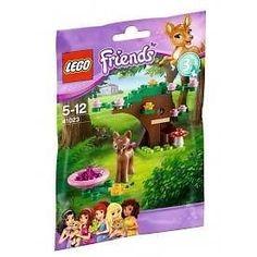 Lego Friends 41023 Fawn's Forest set! #LEGO