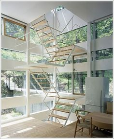 The Ring House, by Takei Nabeshima Architects (TNA).