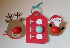 EOS Lip Balm Cards Christmas Themed- LOVE THESE! by DarlingTaylor