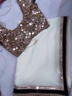 Saree Blouse Designs: 5 Unique Must Have Saree Blouse Styles