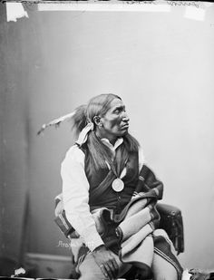 Photographs of American Indians : Yellow Horse - Arapaho 1872 Native American Images, Native American Tribes, Native American History, Wyoming, Cherokee, Colorado, Native Indian, Native Art, Before Us