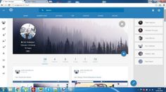 social networking site templates keeping track of what others