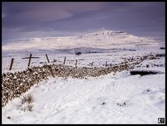 Looking back at Pen-Y-Ghent