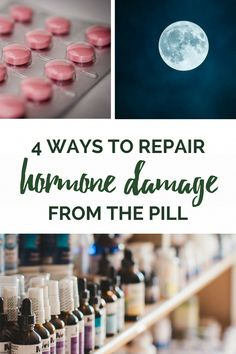 The Pill causes a cascade of hormone imbalances that continue even after you stop taking it. Here's how to repair the damage from birth control side effects. - Pregnacy and moms Getting Off Birth Control, Stopping Birth Control, Birth Control Detox, Hormone Imbalance Symptoms, Hormone Diet, Natural Birth Control, How To Regulate Hormones, Balance Hormones Naturally, Female Hormones