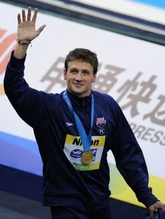 ryan lochte - Click image to find more Science & Nature Pinterest pins