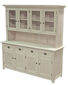 Ralph Lauren Dining Room Hutch Buffet Cupboard Sideboard