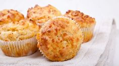 A delicious savoury muffin that's great for when the grandkids are around or an on-the-go snack.