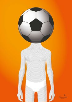 fußball football soccerball soccer ball boy man head kopf art design kunst #fußball #football #soccerball #soccer #ball #boy #man #head #kopf #art #design #kunst
