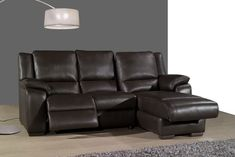 Cheap leather reclining sofa, Buy Quality room sofa directly from China recliner sofa Suppliers: living room sofa Recliner Sofa, cow Genuine Leather Recliner Sofa, Cinema Leather Recliner Sofa sectional L shape home furniture Real Leather Sofas, Leather Sofa Set, Leather Recliner, Couch Furniture, Furniture Styles, Living Room Furniture, Leather Living Room Set, Corner Sofa Set, Reclining Sofa