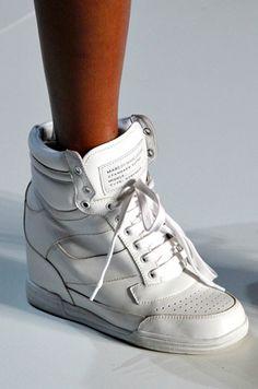 Marc Jacobs sneakers wedge