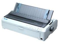 Epson Dot Matrix LQ-2090 แค่ยาว 24เข็มพิมพ์ 1ต้นฉบับ + 4สำเนา