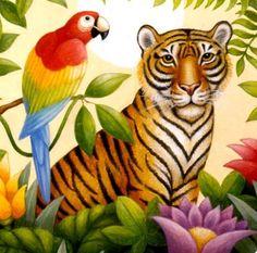 Tiger ~*~ Stephanie Stouffer