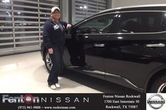 Fenton Nissan of Rockwall Customer Review   No finer gentleman than Deen. I've purchased many new cars and can say that  he was the most helpful, informative and accommodating salesman I have ever encountered. Thank you from the bottom of my heart.   LaDawn, https://deliverymaxx.com/DealerReviews.aspx?DealerCode=V432&ReviewId=56618  #Review #DeliveryMAXX #FentonNissanofRockwall