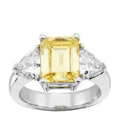 Engagement Rings | 3-Stone | Mesmerize Engagement Ring  like design
