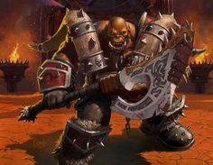 Garrrosh Hellscream - The Leader of The Horde