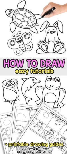 596 Best Animals Activities For Kids Images On Pinterest In 2018