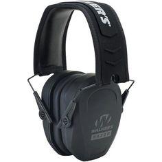Leightning Slim Folding Super Soft Stylish Earmuff Shooting Ear Protection Kit