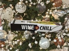 Have a very cool Christmas! #winechill #winechiller #gift #cadeautip