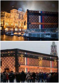 Louis Vuitton #Russia