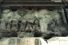 Arch of Titus south relief, c. 81 AD, Rome, Italy