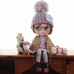 ◆Blythe Outfit◆ブライス♪モッズコートコーデ♪7点セットNO61 - ヤフオク!