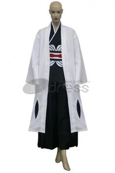 Bleach Cosplay / Bleach 4th Division Captain Unohana Retsu Cosplay Costume / http://www.thdress.com/Bleach-4th-Division-Captain-Unohana-Retsu-Cosplay-Costume-p1859.html