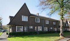 Vooroorlogse arbeiderswoningen in Boschpoort (Google)