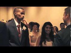 Groom uses fiancee's Pinterest account to create surprise wedding