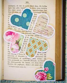 Закладки для книг своими руками - закладки из бумаги, фетра, пуговиц и ленточек (77 фото)