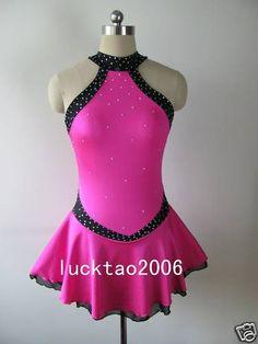 Gorgeous-Figure-Skating-Dress-Ice-Skating-Dress