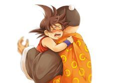 Dragon Ball | Goku | Abuelo Gohan | Anime