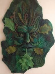 painting with wool - Google Search