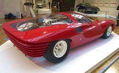 Ferrari 250 P5 Berlinetta Speciale Concept '1968